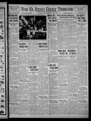Primary view of object titled 'The El Reno Daily Tribune (El Reno, Okla.), Vol. 50, No. 91, Ed. 1 Sunday, June 15, 1941'.