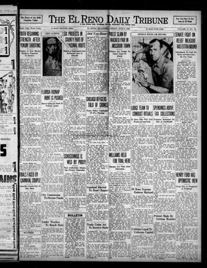Primary view of object titled 'The El Reno Daily Tribune (El Reno, Okla.), Vol. 47, No. 76, Ed. 1 Friday, June 3, 1938'.