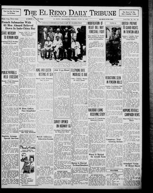 Primary view of object titled 'The El Reno Daily Tribune (El Reno, Okla.), Vol. 48, No. 97, Ed. 1 Friday, June 16, 1939'.