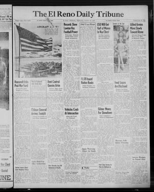 Primary view of The El Reno Daily Tribune (El Reno, Okla.), Vol. 52, No. 205, Ed. 1 Wednesday, October 27, 1943