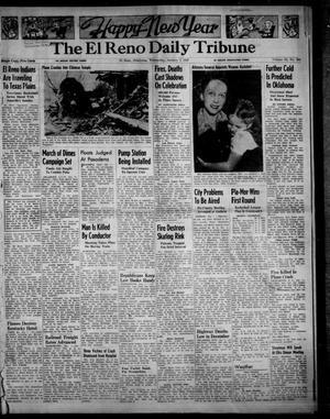 Primary view of The El Reno Daily Tribune (El Reno, Okla.), Vol. 55, No. 261, Ed. 1 Wednesday, January 1, 1947
