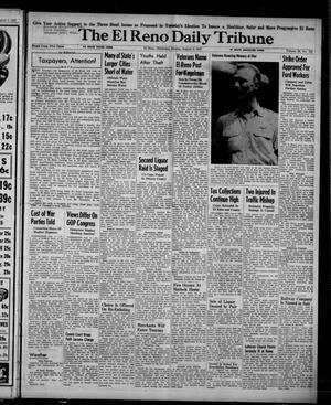 Primary view of The El Reno Daily Tribune (El Reno, Okla.), Vol. 56, No. 131, Ed. 1 Sunday, August 3, 1947