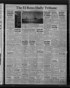 Primary view of The El Reno Daily Tribune (El Reno, Okla.), Vol. 59, No. 45, Ed. 1 Friday, April 21, 1950