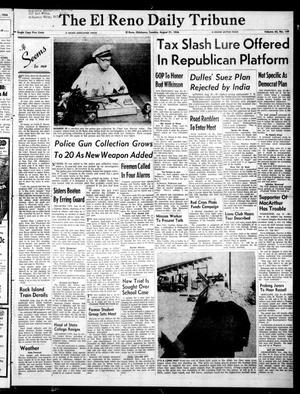 Primary view of The El Reno Daily Tribune (El Reno, Okla.), Vol. 65, No. 149, Ed. 1 Tuesday, August 21, 1956