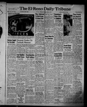 Primary view of object titled 'The El Reno Daily Tribune (El Reno, Okla.), Vol. 56, No. 57, Ed. 1 Tuesday, May 6, 1947'.