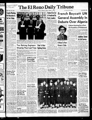 Primary view of The El Reno Daily Tribune (El Reno, Okla.), Vol. 64, No. 182, Ed. 1 Sunday, October 2, 1955