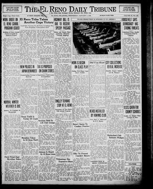 Primary view of object titled 'The El Reno Daily Tribune (El Reno, Okla.), Vol. 47, No. 267, Ed. 1 Wednesday, January 4, 1939'.