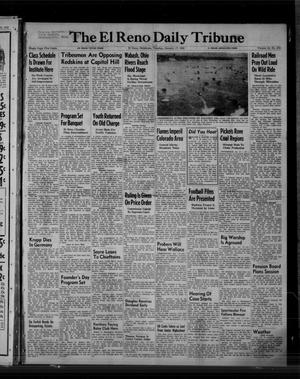Primary view of object titled 'The El Reno Daily Tribune (El Reno, Okla.), Vol. 58, No. 273, Ed. 1 Tuesday, January 17, 1950'.