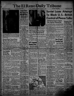 Primary view of The El Reno Daily Tribune (El Reno, Okla.), Vol. 60, No. 159, Ed. 1 Wednesday, September 5, 1951