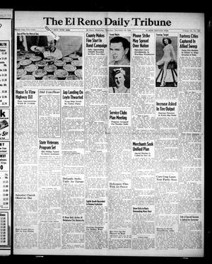 Primary view of The El Reno Daily Tribune (El Reno, Okla.), Vol. 53, No. 228, Ed. 1 Thursday, November 23, 1944