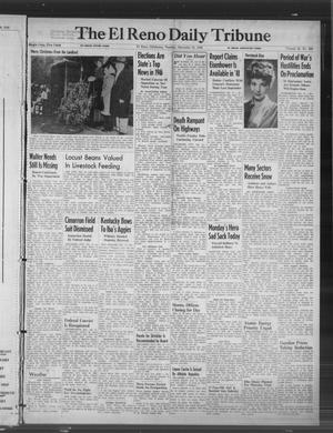 Primary view of The El Reno Daily Tribune (El Reno, Okla.), Vol. 55, No. 260, Ed. 1 Tuesday, December 31, 1946