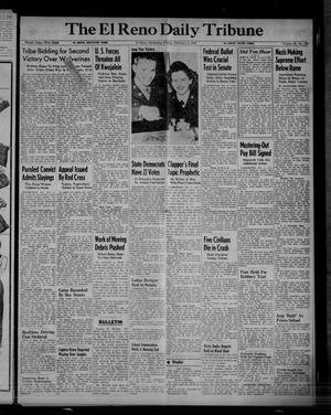 Primary view of object titled 'The El Reno Daily Tribune (El Reno, Okla.), Vol. 52, No. 290, Ed. 1 Friday, February 4, 1944'.