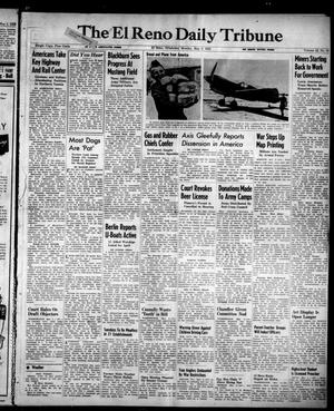Primary view of object titled 'The El Reno Daily Tribune (El Reno, Okla.), Vol. 52, No. 55, Ed. 1 Monday, May 3, 1943'.