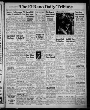 Primary view of The El Reno Daily Tribune (El Reno, Okla.), Vol. 56, No. 49, Ed. 1 Sunday, April 27, 1947