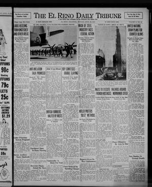 Primary view of object titled 'The El Reno Daily Tribune (El Reno, Okla.), Vol. 51, No. 44, Ed. 1 Monday, April 20, 1942'.