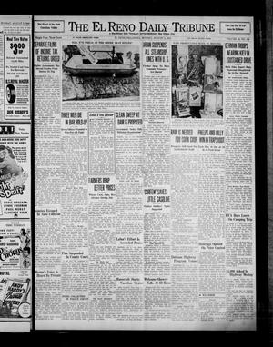 Primary view of object titled 'The El Reno Daily Tribune (El Reno, Okla.), Vol. 50, No. 134, Ed. 1 Monday, August 4, 1941'.
