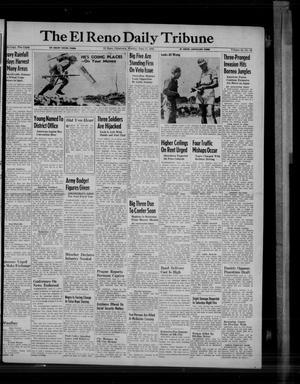 Primary view of The El Reno Daily Tribune (El Reno, Okla.), Vol. 54, No. 88, Ed. 1 Monday, June 11, 1945