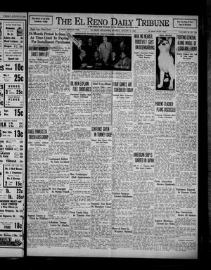 Primary view of object titled 'The El Reno Daily Tribune (El Reno, Okla.), Vol. 50, No. 145, Ed. 1 Sunday, August 17, 1941'.