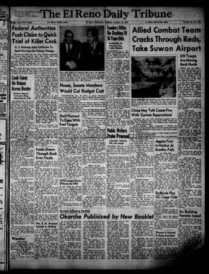 Primary view of object titled 'The El Reno Daily Tribune (El Reno, Okla.), Vol. 59, No. 274, Ed. 1 Tuesday, January 16, 1951'.