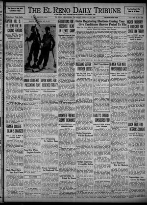 Primary view of The El Reno Daily Tribune (El Reno, Okla.), Vol. 48, No. 285, Ed. 1 Thursday, January 25, 1940
