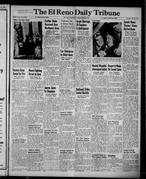 Primary view of The El Reno Daily Tribune (El Reno, Okla.), Vol. 56, No. 121, Ed. 1 Tuesday, July 22, 1947