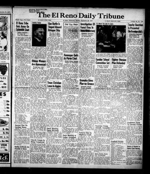 Primary view of The El Reno Daily Tribune (El Reno, Okla.), Vol. 56, No. 178, Ed. 1 Sunday, September 28, 1947