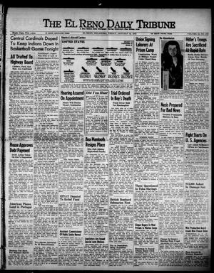 Primary view of object titled 'The El Reno Daily Tribune (El Reno, Okla.), Vol. 51, No. 272, Ed. 1 Friday, January 15, 1943'.