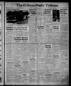Primary view of object titled 'The El Reno Daily Tribune (El Reno, Okla.), Vol. 56, No. 96, Ed. 1 Sunday, June 22, 1947'.