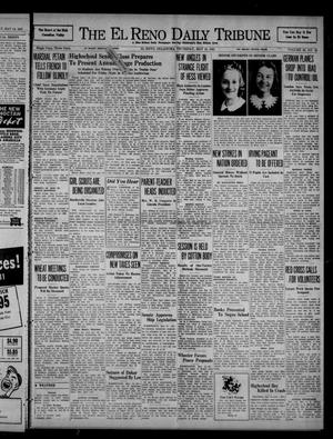Primary view of object titled 'The El Reno Daily Tribune (El Reno, Okla.), Vol. 50, No. 65, Ed. 1 Thursday, May 15, 1941'.