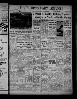 Primary view of object titled 'The El Reno Daily Tribune (El Reno, Okla.), Vol. 50, No. 167, Ed. 1 Friday, September 12, 1941'.