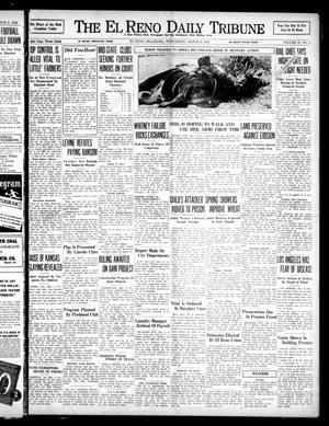 Primary view of The El Reno Daily Tribune (El Reno, Okla.), Vol. 47, No. 2, Ed. 1 Wednesday, March 9, 1938