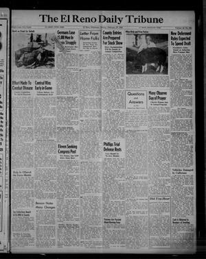 Primary view of object titled 'The El Reno Daily Tribune (El Reno, Okla.), Vol. 52, No. 309, Ed. 1 Sunday, February 27, 1944'.