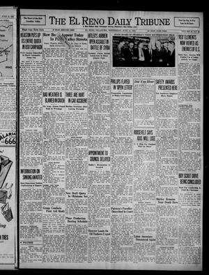 Primary view of object titled 'The El Reno Daily Tribune (El Reno, Okla.), Vol. 50, No. 88, Ed. 1 Wednesday, June 11, 1941'.