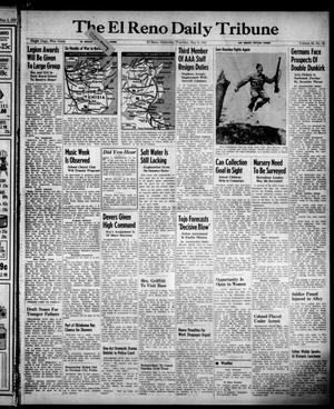 Primary view of object titled 'The El Reno Daily Tribune (El Reno, Okla.), Vol. 52, No. 58, Ed. 1 Thursday, May 6, 1943'.