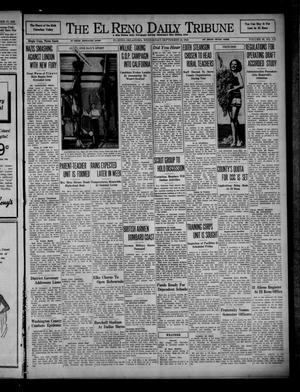 Primary view of object titled 'The El Reno Daily Tribune (El Reno, Okla.), Vol. 49, No. 173, Ed. 1 Wednesday, September 18, 1940'.