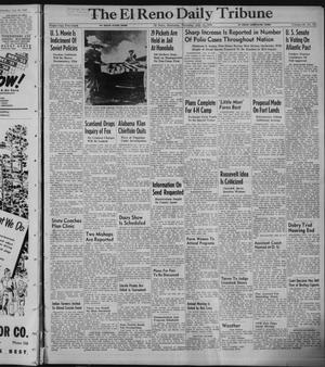 Primary view of object titled 'The El Reno Daily Tribune (El Reno, Okla.), Vol. 58, No. 121, Ed. 1 Thursday, July 21, 1949'.