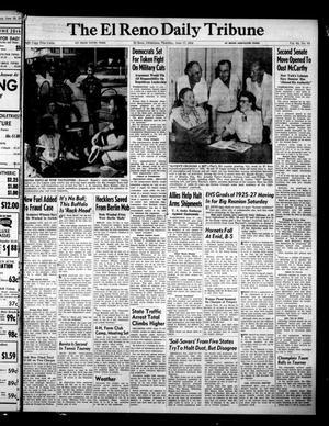 Primary view of The El Reno Daily Tribune (El Reno, Okla.), Vol. 63, No. 94, Ed. 1 Thursday, June 17, 1954
