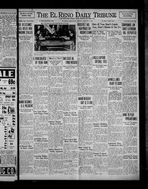 Primary view of object titled 'The El Reno Daily Tribune (El Reno, Okla.), Vol. 50, No. 132, Ed. 1 Friday, August 1, 1941'.