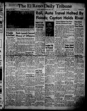 Primary view of object titled 'The El Reno Daily Tribune (El Reno, Okla.), Vol. 60, No. 67, Ed. 1 Thursday, May 17, 1951'.