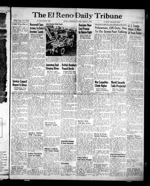 Primary view of The El Reno Daily Tribune (El Reno, Okla.), Vol. 53, No. 145, Ed. 1 Thursday, August 17, 1944