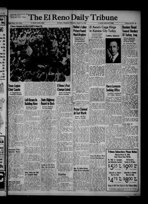 Primary view of The El Reno Daily Tribune (El Reno, Okla.), Vol. 55, No. 12, Ed. 1 Thursday, March 14, 1946