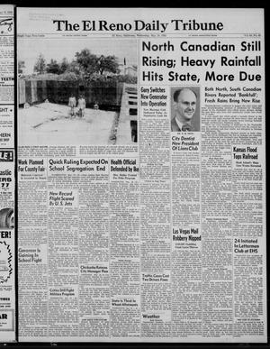 Primary view of The El Reno Daily Tribune (El Reno, Okla.), Vol. 64, No. 68, Ed. 1 Wednesday, May 18, 1955