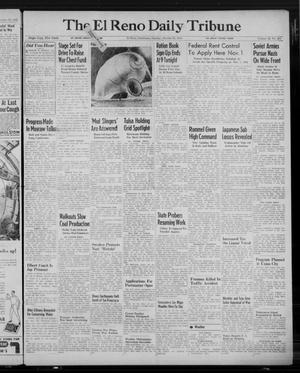 Primary view of The El Reno Daily Tribune (El Reno, Okla.), Vol. 52, No. 204, Ed. 1 Tuesday, October 26, 1943