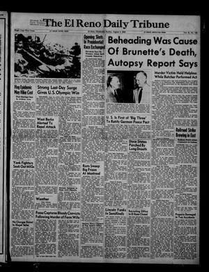 Primary view of The El Reno Daily Tribune (El Reno, Okla.), Vol. 61, No. 132, Ed. 1 Sunday, August 3, 1952
