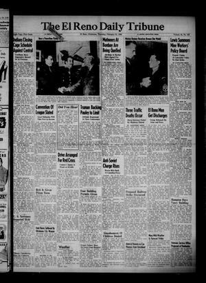 Primary view of The El Reno Daily Tribune (El Reno, Okla.), Vol. 54, No. 301, Ed. 1 Thursday, February 21, 1946