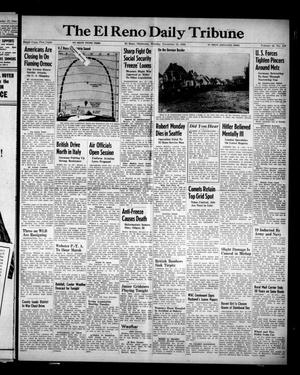 Primary view of object titled 'The El Reno Daily Tribune (El Reno, Okla.), Vol. 53, No. 219, Ed. 1 Monday, November 13, 1944'.