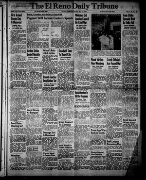 Primary view of object titled 'The El Reno Daily Tribune (El Reno, Okla.), Vol. 59, No. 64, Ed. 1 Sunday, May 14, 1950'.