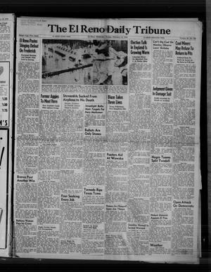 Primary view of The El Reno Daily Tribune (El Reno, Okla.), Vol. 58, No. 296, Ed. 1 Sunday, February 12, 1950