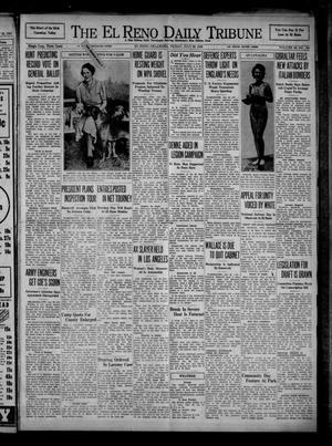 Primary view of The El Reno Daily Tribune (El Reno, Okla.), Vol. 49, No. 128, Ed. 1 Friday, July 26, 1940