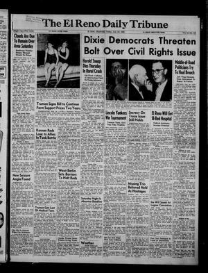Primary view of The El Reno Daily Tribune (El Reno, Okla.), Vol. 61, No. 119, Ed. 1 Friday, July 18, 1952